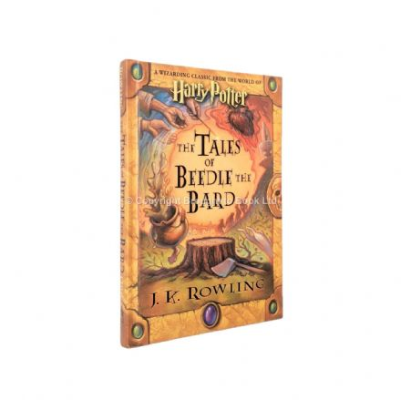 The Tales of Beedle the Bard Signed J.K. Rowling First Edition 1st Impression Scholastic Inc. 2008